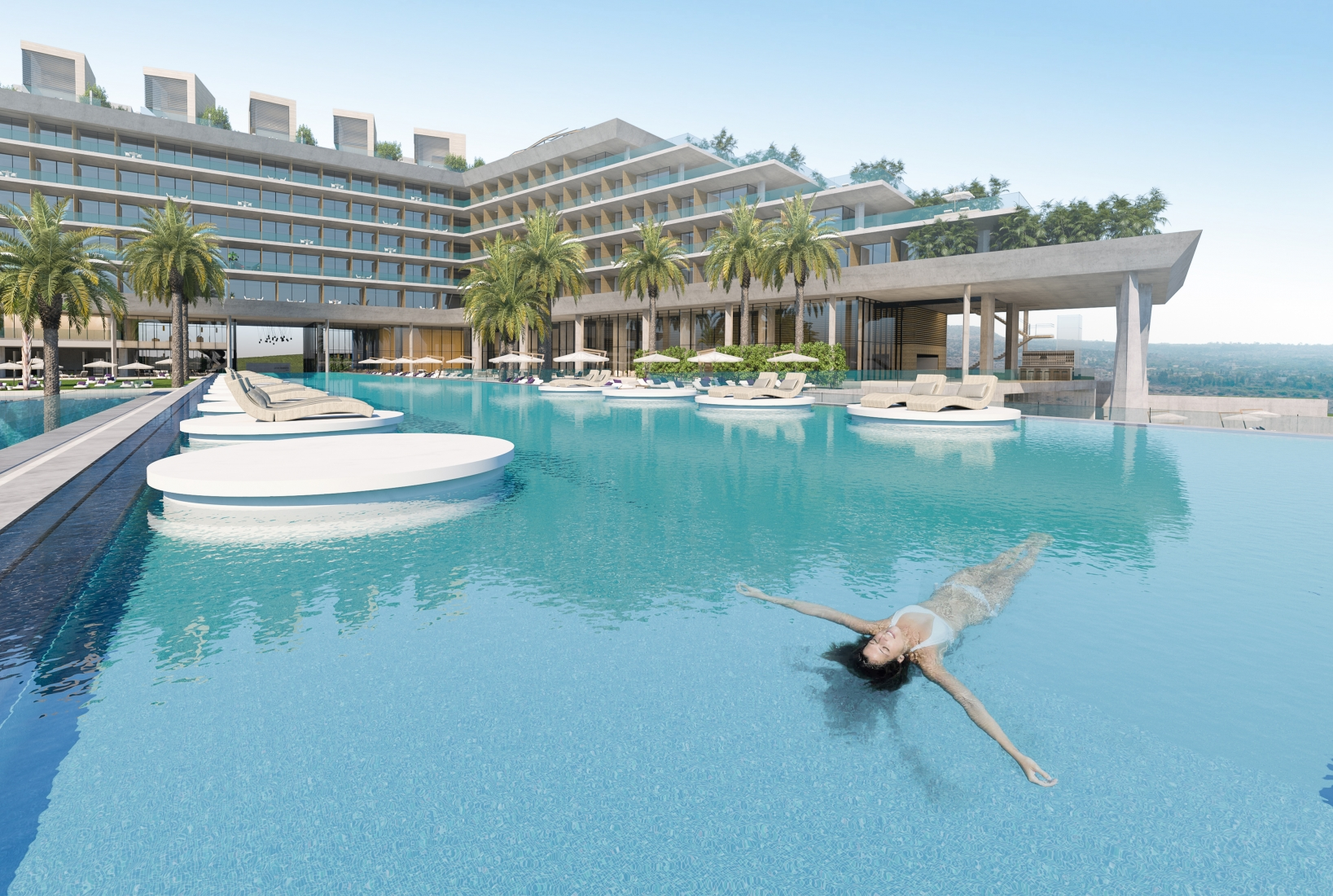 Eraclis Papachristou Architectural Office Formatio Hotel-Atlantica Ammos Bay