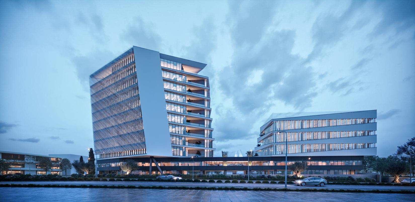 Eraclis Papachristou Architectural Office Edge