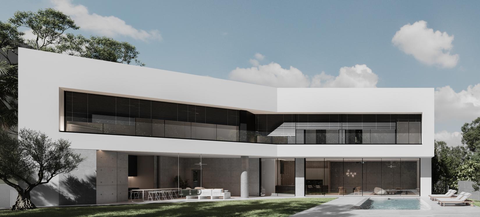 Eraclis Papachristou Architectural Office Residence 372