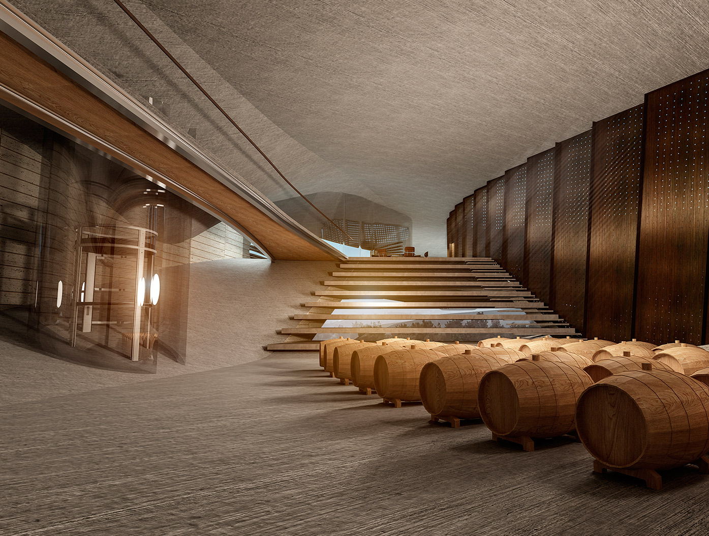 Eraclis Papachristou Architects Ktorides Winery