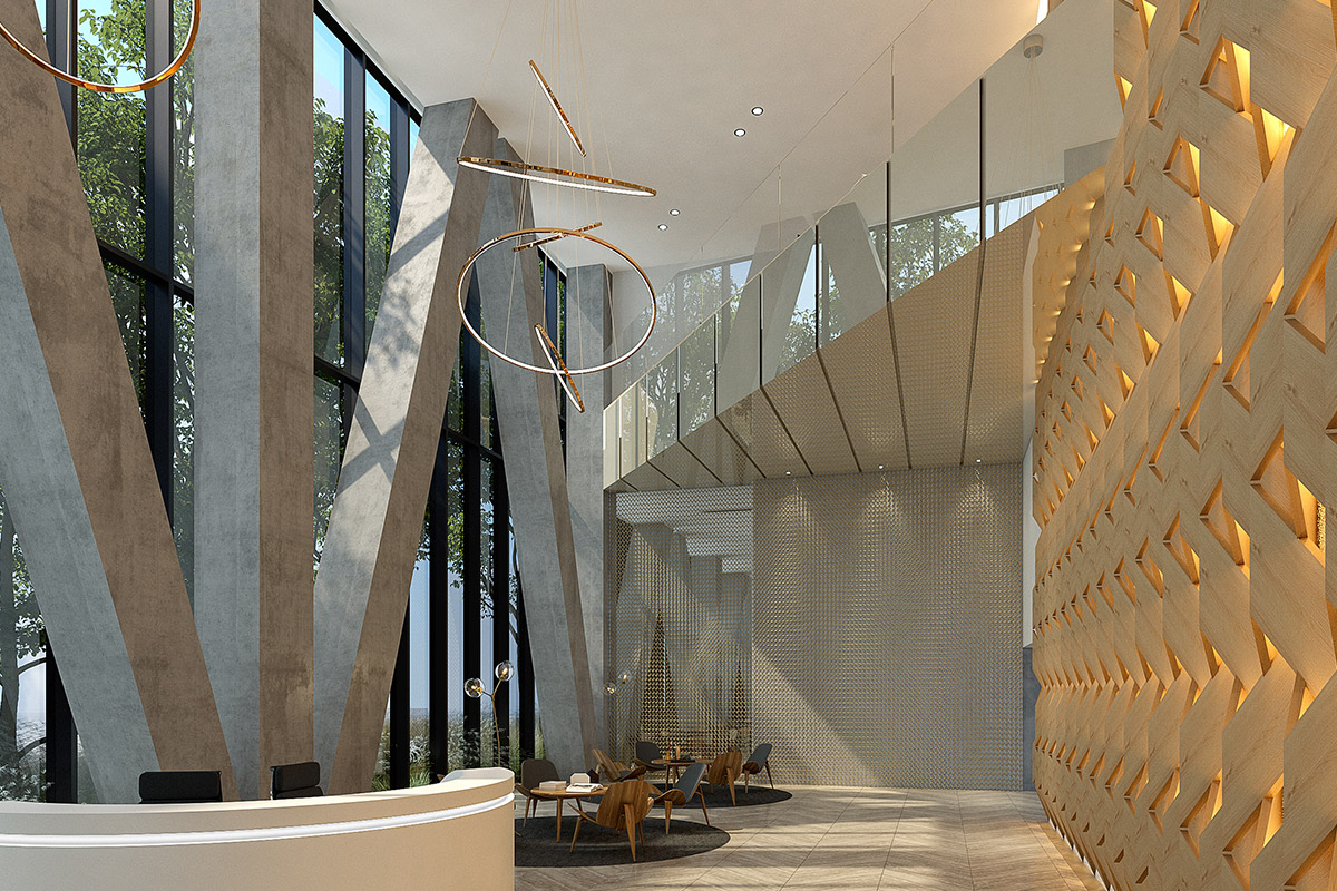 Eraclis Papachristou Architectural Office Labs Tower