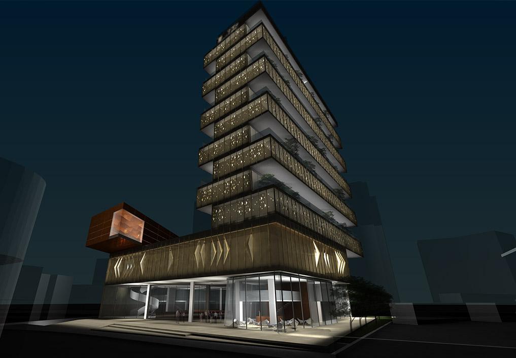 Eraclis Papachristou Architectural Office Leventio