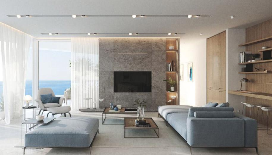 Eraclis Papachristou Architectural Office Limassol 180°