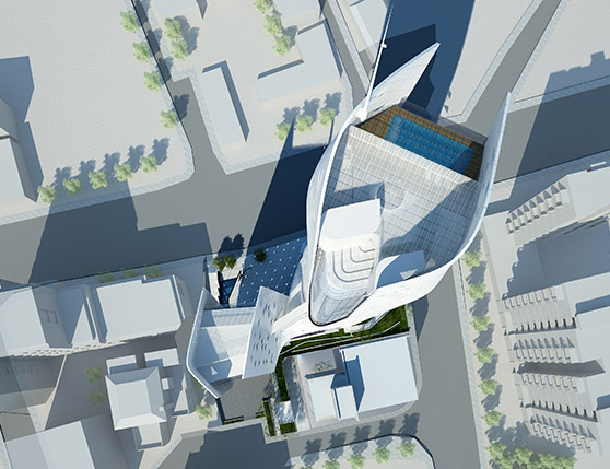 Eraclis Papachristou Architectural Office Lord Byron Project