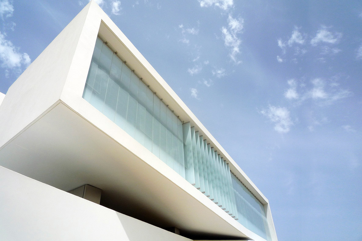 Eraclis Papachristou Architectural Office Office Building for OELMEK
