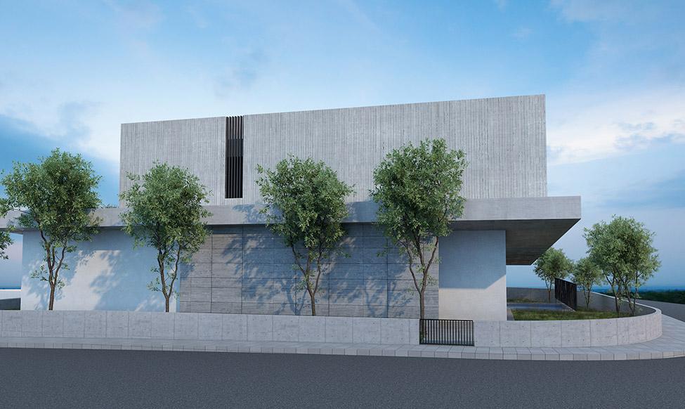 Eraclis Papachristou Architectural Office Residence 338