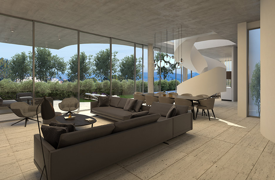 Eraclis Papachristou Architectural Office Residence 353